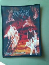 IMMOLATION,DAWN OF POSSESSION,SUBLIMATED BACK PATCH