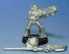 Citadel-Marines Espaciales-Gris Caballero con Asta (B) - Metal-Warhammer 40K