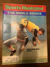Sports Illustrated - The World Series - October 22, 1979 -(M13A)