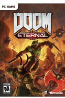 DOOM Eternal: Standard Edition - Windows PC Game NEW SEALED