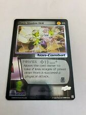 Dragonball Z CCG Black Shadow Drill Holo foil card, #235, 22 of 23