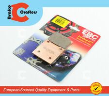 EBC FA63HH DOUBLE-H SINTERED MOTORCYCLE BRAKE PADS - 1 PAIR - MADE IN THE USA
