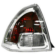 FO2818123N Tail Lamp Lens/Housing Driver Side Fits 2006-2009 Ford Fusion