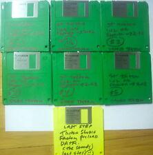 Korg Triton Studio Upgrade 1.02 or earlier to 2.02 discs 7 disc set Version 2.02