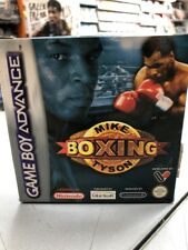 Mike Tyson Boxing Ita Game Boy Advance USATO GARANTITO