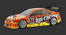 HPI 190mm Racing Impreza Body 1:10 RC Cars Drift Touring On Road #7399