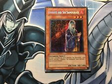 HAND OF THE SIX SAMURAI SECRET RARE FRENCH TDGS-EN085 FR085 LIGHT PLAY YUGIOH
