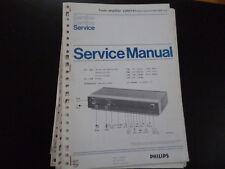 Original Service Manual  Philips  Philips 22RH741