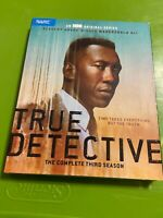 BLU RAY + DIGITAL True Detective The Complete Third Season 3-Disc Set BRAND NEW