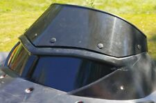 Low Black Windshield Fits Polaris IQR IQ R 440 600 (8 Colors) 213 Parts