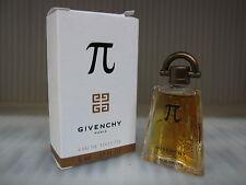 PI GIVENCHY 0.17 FL oz / 5 ML Eau De Toilette Splash / Pour Miniature New In Box