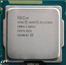 Intel Xeon E3-1230v2 3.3GHz Quad-Core Processor SR0P4 8M LGA1155 CPU