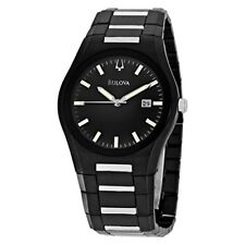 Bulova Men's Stainless Steel Model 98B126