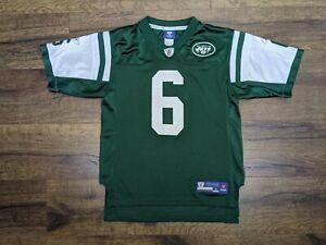 Reebok New York Jets Mark Sanchez Jersey Size Youth Large