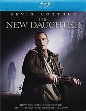The New Daughter BLU RAY Movie 2010 Kevin Costner - Brand New (VG-21213/VG-038)