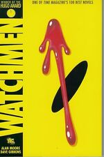 WATCHMEN TPB by Alan Moore Dave Gibbons DC COMICS MOVIE TP