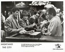 NIGHT AND THE CITY 1992 Robert De Niro Cliff Gorman BAR 10x8 STILL