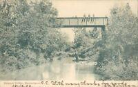 Queenstown E W Welch 1906