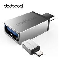 USB-C 3.1 zu USB -A 3.0 Adapter Stecker OTG Konverter Buchse Typ C auf A