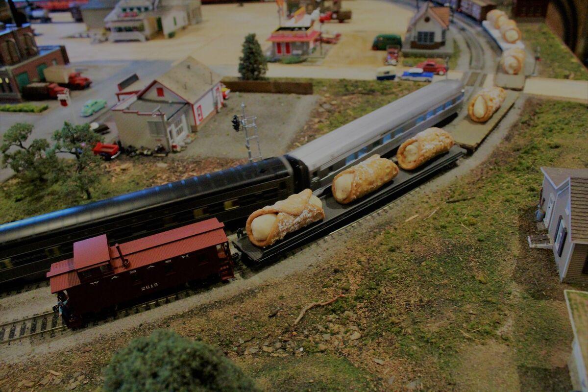 Jerrys Trains