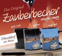 Zauberbecher Düsseldorf Germany Zaubertasse Souvenir Magic Mug,300 ml.,Neu