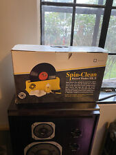 Spin-Clean Record Washer System MKII-Deluxe Edition- Clear
