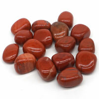 1/2lb Natural Red Jasper Palm stones Tumbled stone Crystal Reiki Quartz Chakra
