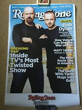 Breaking Bad OOP Rolling Stone Cover Poster RARE