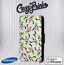 Goofy Funny Cartoon Funny Phone Leather Flip Case Cover C119