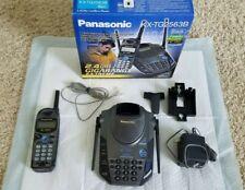Panasonic Cordless Phone 2.4GHz Black