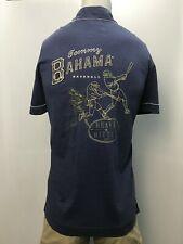 "New Tommy Bahama Men's ""New York Yankees"" MLB Baseball Polo, Blue, M"