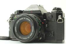 FedEx【 MINT 】Canon AE-1 Program Black SLR  New FD 50mm F1.8 Lens from JAPAN  #68