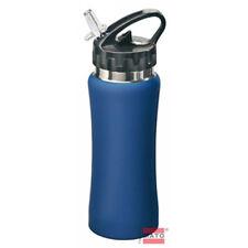 Edelstahl Sportflasche 0,5 l Trinkflasche Fahrradflasche Wasser Sport Flasche
