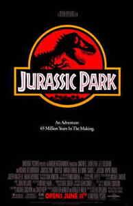 Jurassic Park 35mm Film Cell strip very Rare var_b