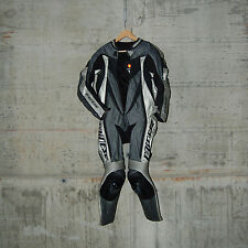 DAINESE - FLANKER P. SUIT - SIZE 46 - CARBON - 1513208