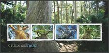 2015 Australian Trees (MUH) - Mini sheet