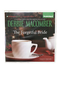 The Forgetful Bride 4 cd audio book audio Macomber, Debbie unabridged 2011