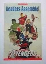 Marvel Avengers poster 4: Captain America/Thor/Hulk/Iron Man/Black Widow/Hawkeye