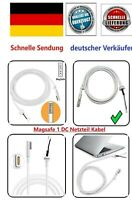Magsafe 1 DC Netzteil Kabel für Macbook 85W 60W 45W Ladegerät  L-Form