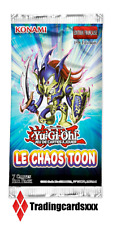 ♦Yu-Gi-Oh!♦ Booster de 7 cartes : Le Chaos Toon - 1ère Edition