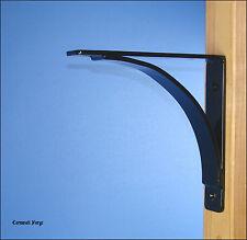 "Wrought Iron Bracket / Corbel - 10""x10"" Granite - Marble - Mantel Shelf  Support"