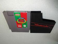 Attack of the Killer Tomatoes NES Spiel nur das Modul