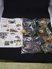 KAIYODO Capsule Q Museum Japan's crab full set of 7 pcs