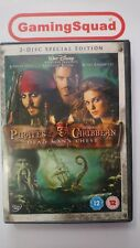 Pirates Of The Caribbean Dead Man's Chest 2Disc DVD Supplied by Gaming Squad Ltd