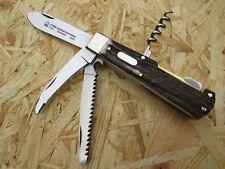 Puma navaja cuchillo de caza cuchillo de caza cuchillo plegable nuevo hirschhorn 308311