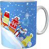 metALUm Kaffeebecher / Kaffeepott / Kaffeetasse Weihnachten 0121