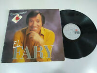 """El Fary Rompecorazones Ariola 1985 - LP 12"""" Vinilo G+/VG"""