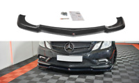 FRONT SPLITTER MERCEDES-BENZ E-CLASS W207 COUPE AMG LINE (2009-2012)