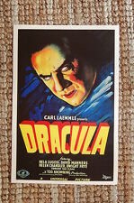 Dracula Lobby Card Movie Poster Bela Lugosi #1