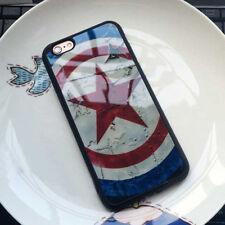 Coque Iphone 7 Iphone 8 Marvel Avenger Captain America super heros Seleniastore